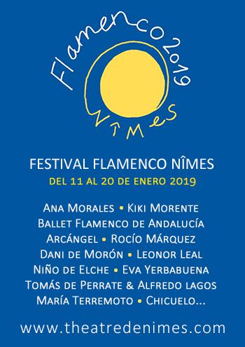 Festival Flamenco de Nimes 2019