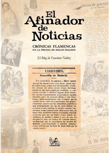 El Afinador de noticias - Faustino Núñez (libro)