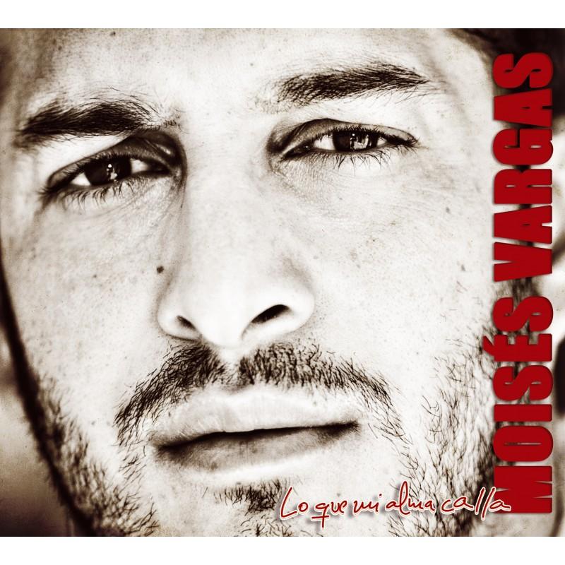 Moisés Vargas – Lo que mi alma calla (cd)