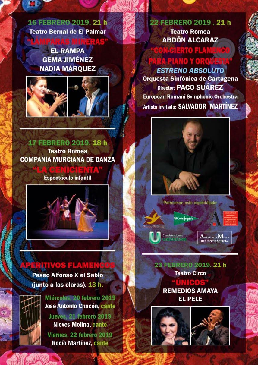 26 Cumbre Flamenca 2019