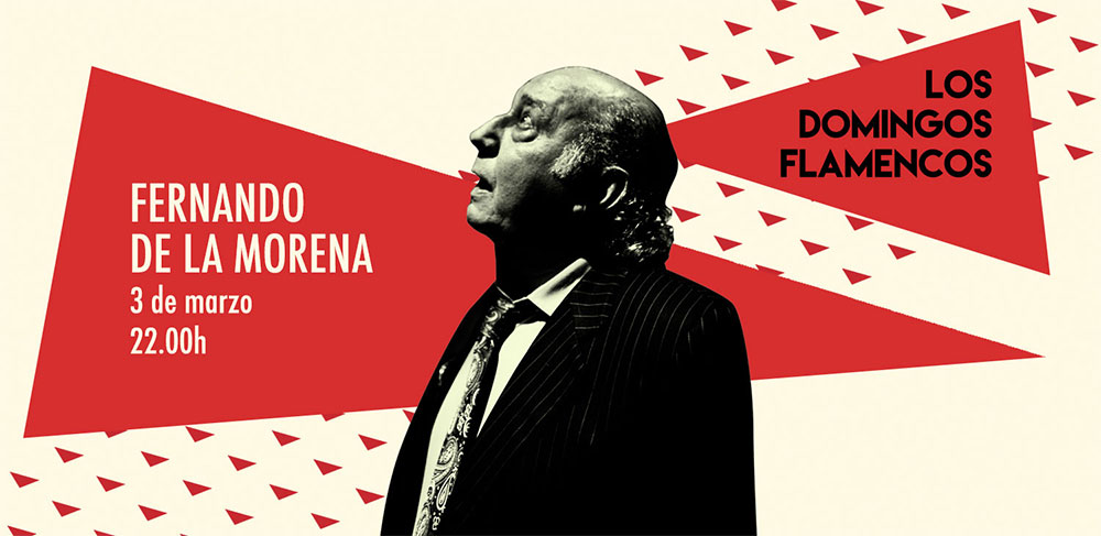 Fernando de la Morena Domingos flamencos