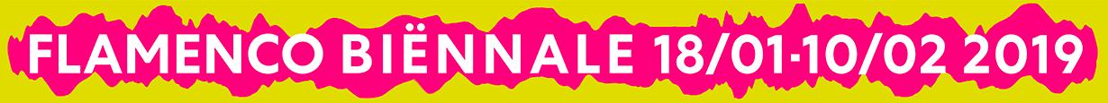 Flamenco Biënnale Nederland - 13 enero a 10 febrero 2019