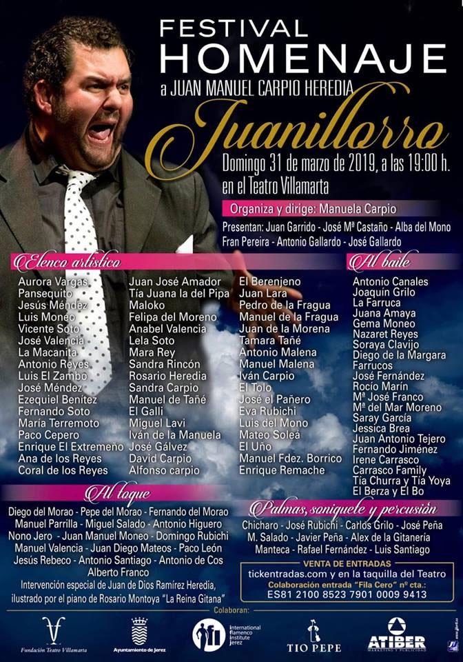 Homenaje a Juanillorro