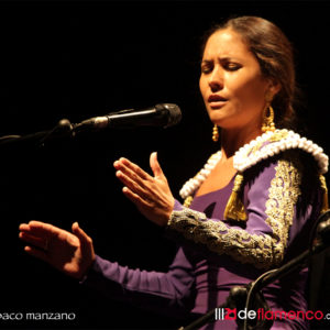 Isabel Guerrero, cantaora