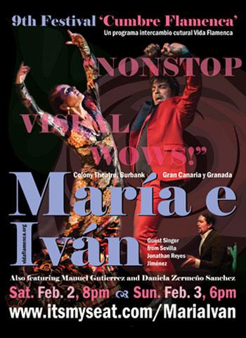 9th Cumbre Flamenca - Iván Vargas & María Juncal