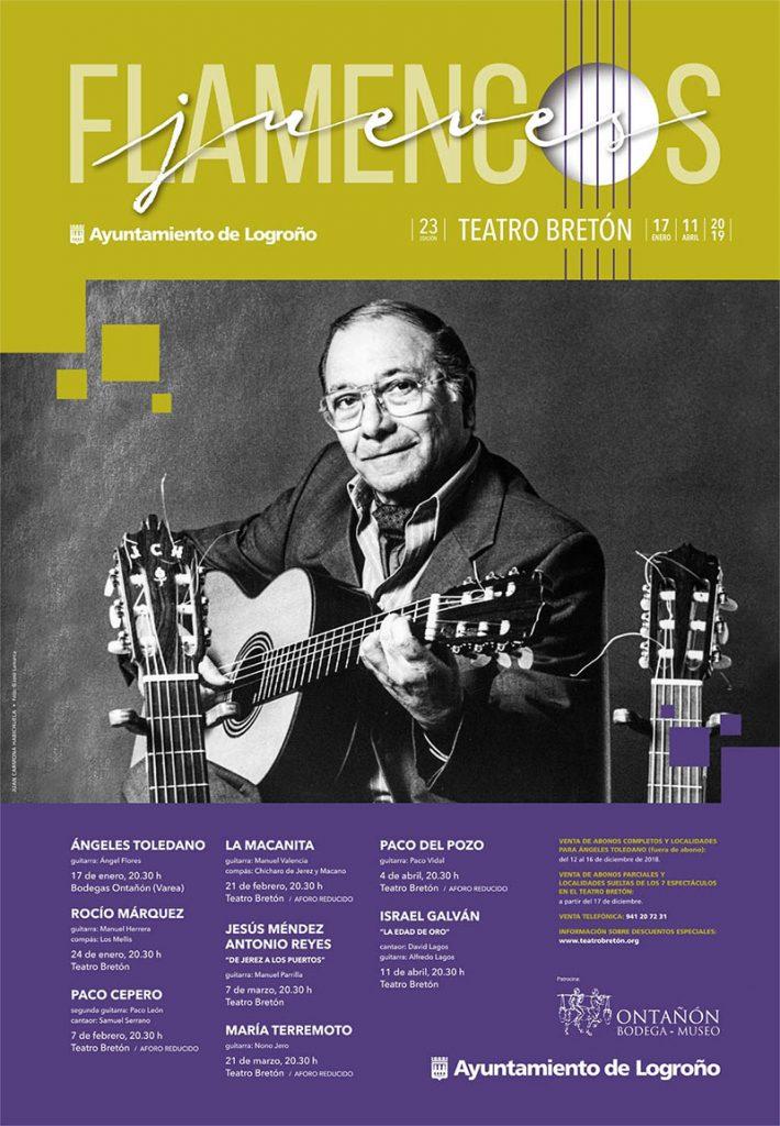 Jueves Flamencos de Logroño