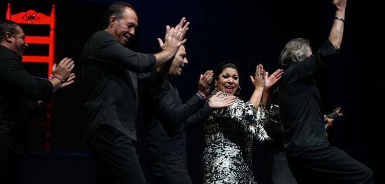 Video La Macanita en Rivas Flamenca