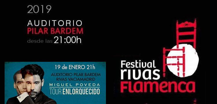 Esta semana se celebra el Festival Rivas Flamenca con entradas agotadas