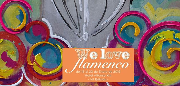 Comienza la temporada de Moda Flamenca 2019 con la 7ª edición de We Love Flamenco en Sevilla