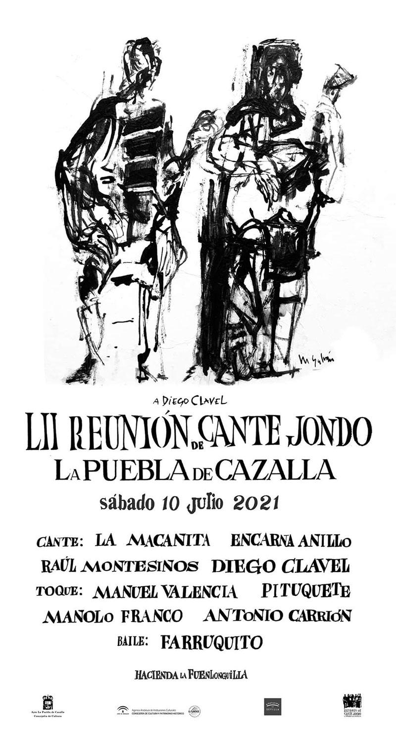 Reunión de Cante Jondo Puebla de Cazalla 2021