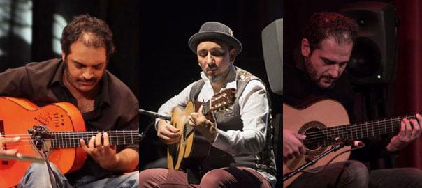 tres-guitarras cafe berlin