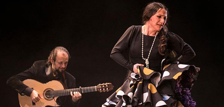 Concha Jareño, the freshness of classic flamenco