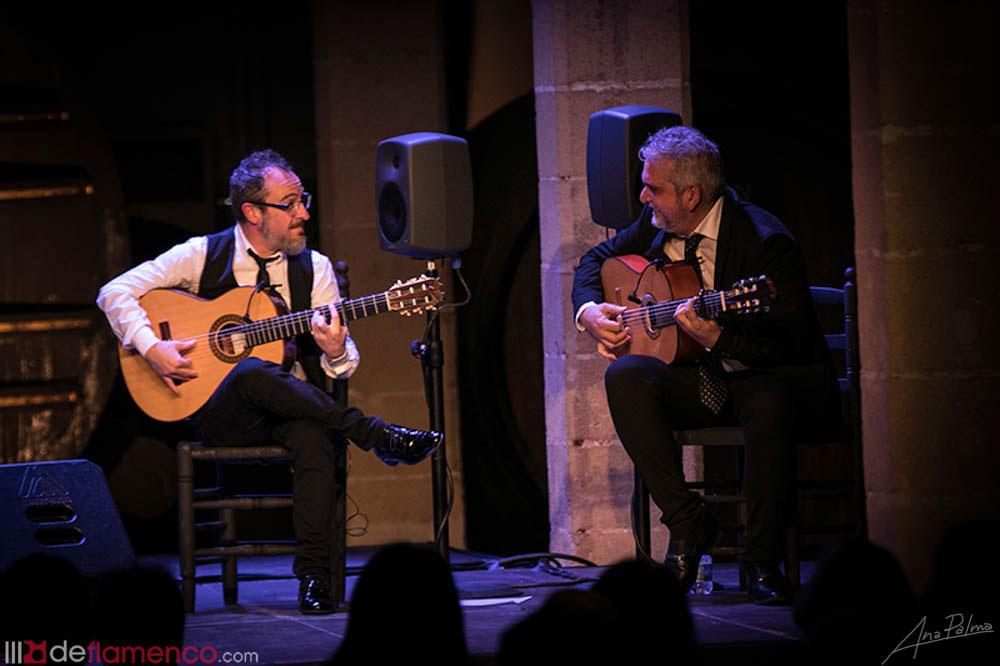 Bolita & Eugenio Iglesias en Festival de Jerez