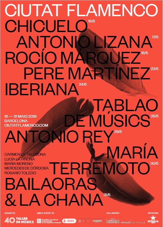 Ciutat Flamenco 2019