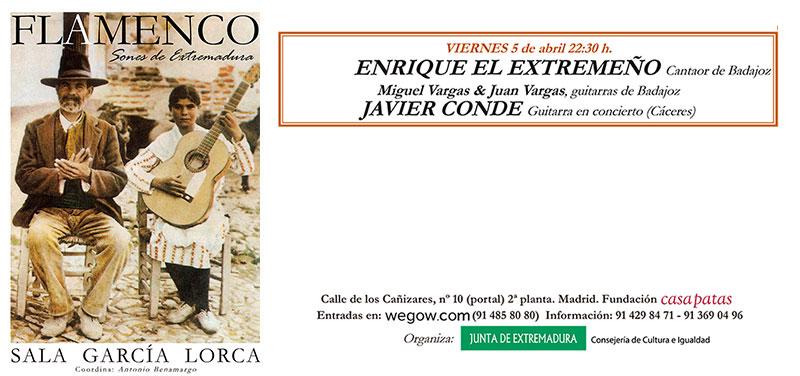 Enrique Extremeño - Sones de Extremadura