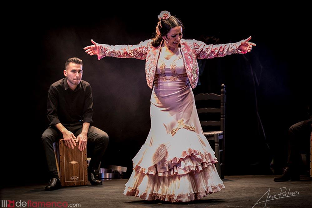 Eva Yerbabuena - Cuentos de Azucar Festival de Jerez