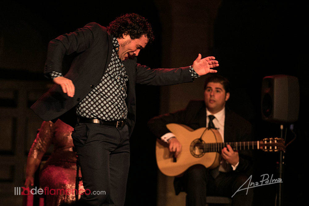 Andrés Peña - Festival de Jerez