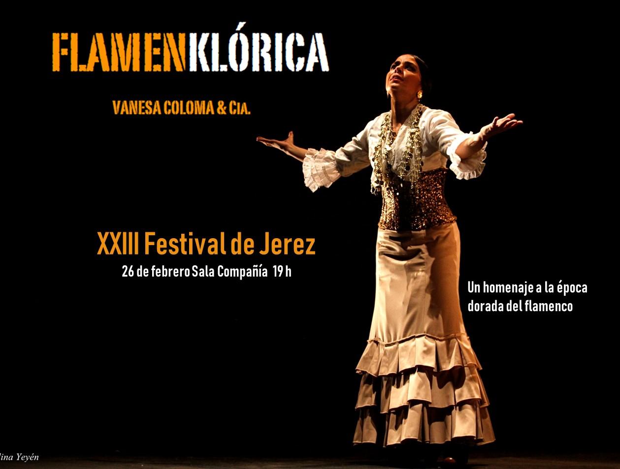 Vanesa Coloma Flamenklorica