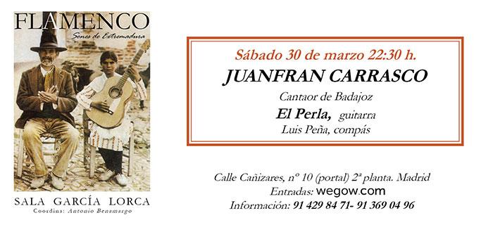 JuanFran Carrasco & El Perla