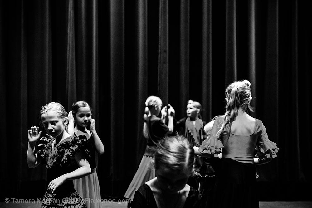 Guía Flamenco de Jerez - Niños