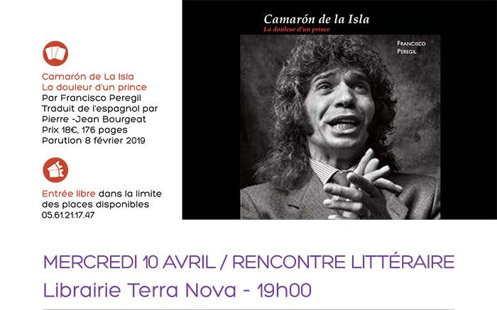 Festival Flamenco Toulouse 2019 Encuentro literario