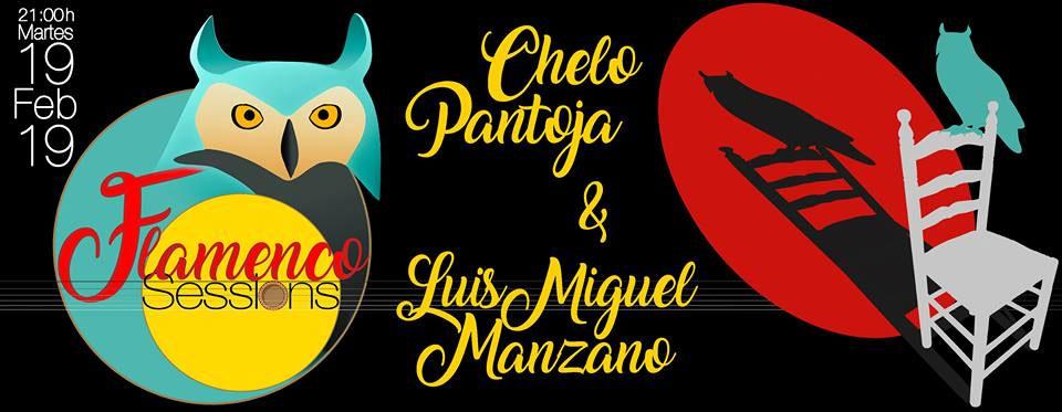 Chelo Pantoja - Luis Miguel Manzano
