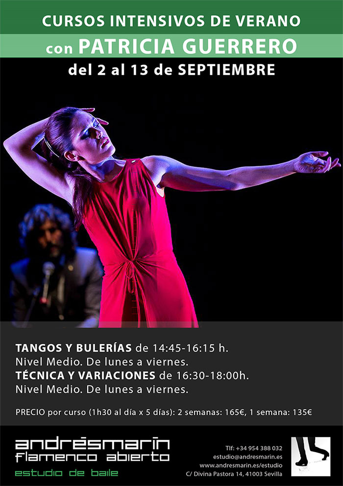 Patricia Guerrero - Estudio Andrés Marín
