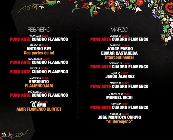 III Festival Flamenco Puro Arte