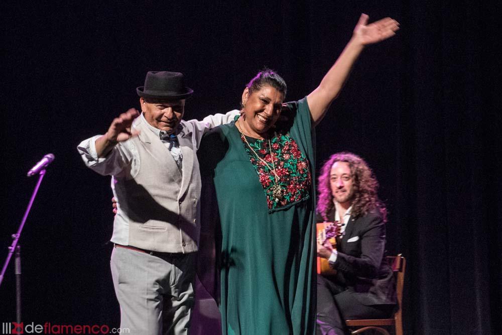 Remedios Amaya & El Pele - Cumbre Flamenca de Murcia