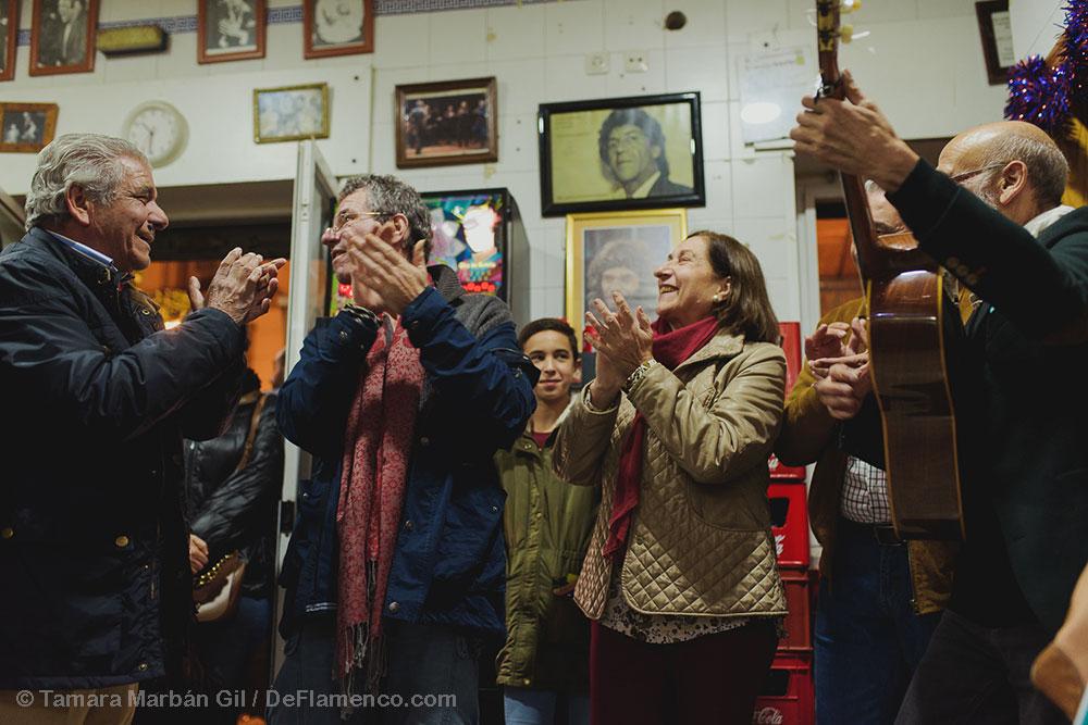 Guia Flamenco de Jerez - Zambomba