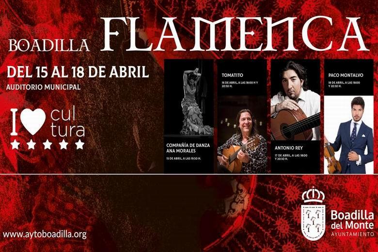 Festival Flamenco de Boadilla
