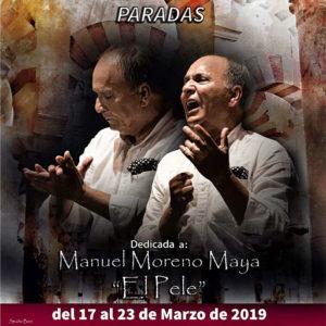 Semana Flamenca PARADAS