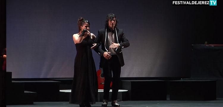 Joaquín Grilo en el Festival de Jerez (video)