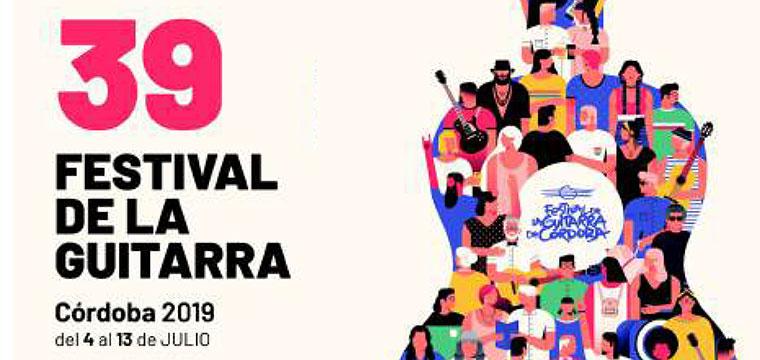 El 39 Festival de la Guitarra de Córdoba unirá música y patrimonio