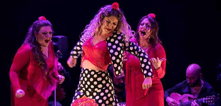 Beatriz Morales en el Festival de Jerez (fotos)