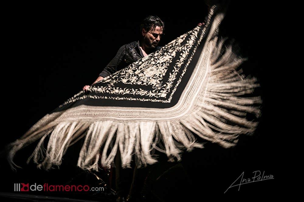 "Adrián Santana ""Simbiosis"" Festival de Jerez"