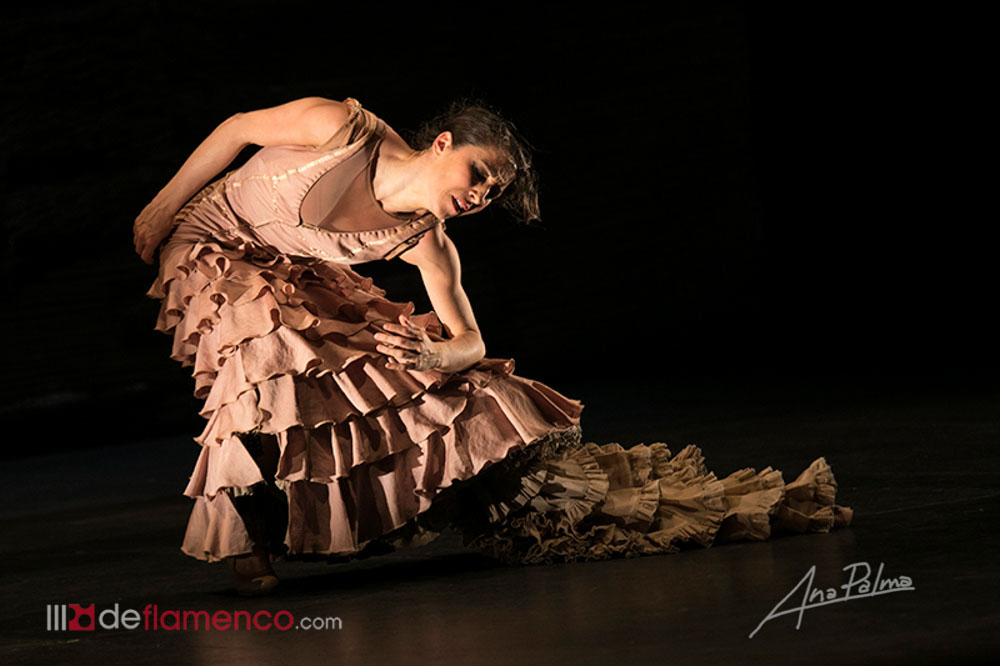 Ana Morales - Sin Permiso - Festival de Jerez
