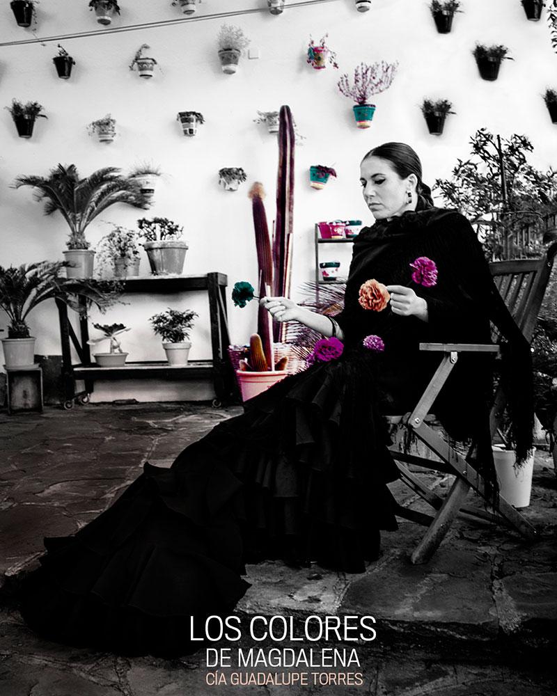 Guadalupe Torres - Los colores de la Magdalena