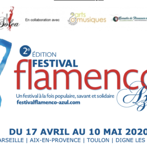 Festival Flamenco AZUL - Marseille