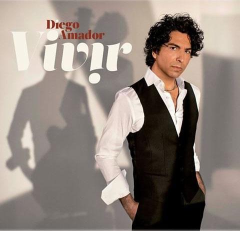 Diego Amador – Vivir (cd)