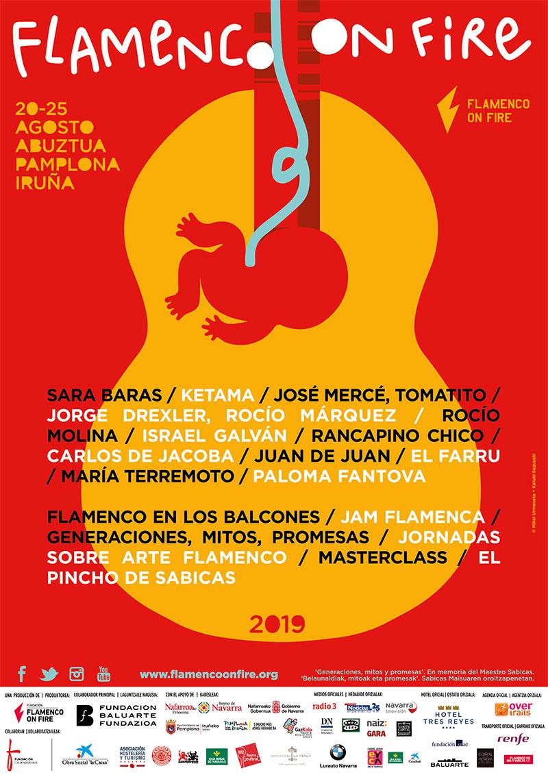 Flamenco on Fire 2019