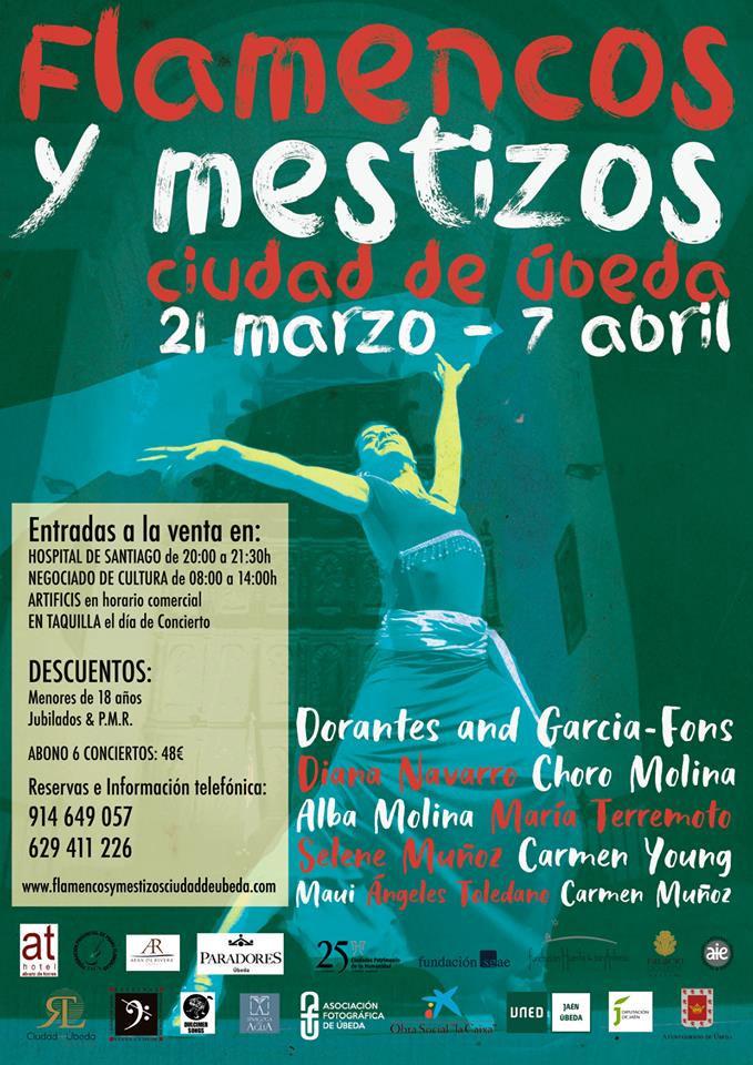 Flamencos y Mestizos- Úbeda