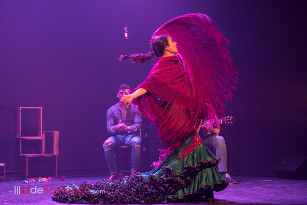 Guadalupe Torres - ensayos 'Los colores de Magdalena'
