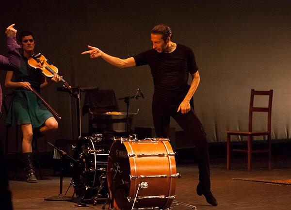 Israel Galván - Fla-co-men - Flamenco on Fire