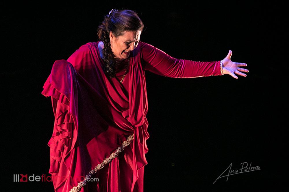 Maria Mar Moreno Medea - Festival de Jerez
