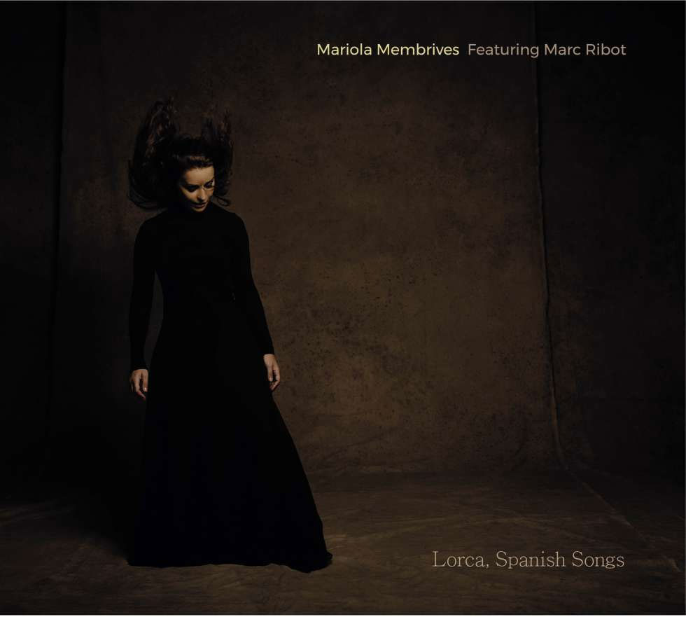 "MARIOLA MEMBRIVES. NUEVO DISCO: ""LORCA. SPANISH SONGS"""