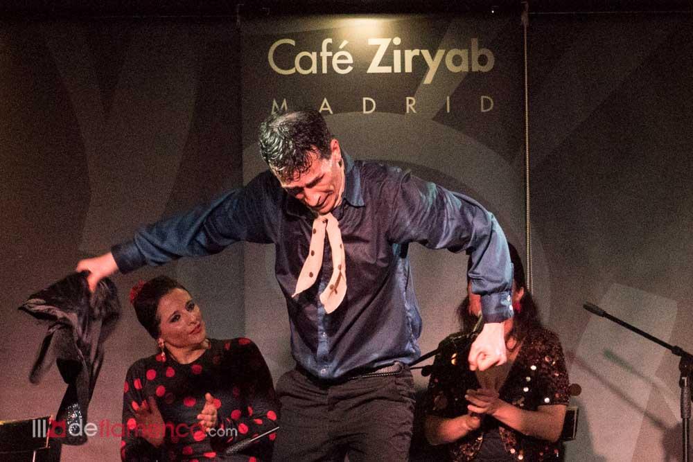 Café Ziryab - Miguel Téllez