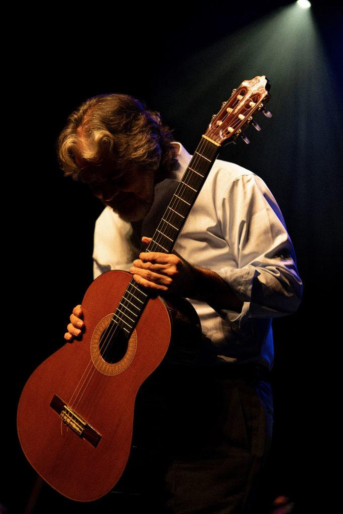 Rafael Riqueni - foto: Manuel Naranjo