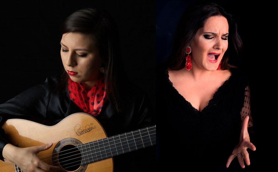 Andrea Salcedo & María Mezcle