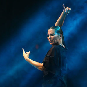 Sara Baras - Flamenco on Fire